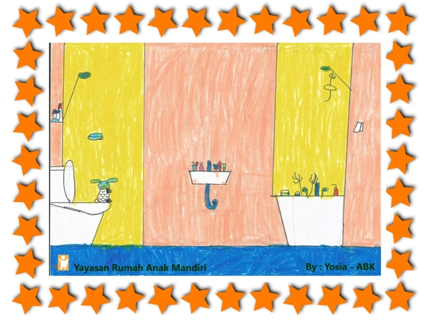Toilet Kering