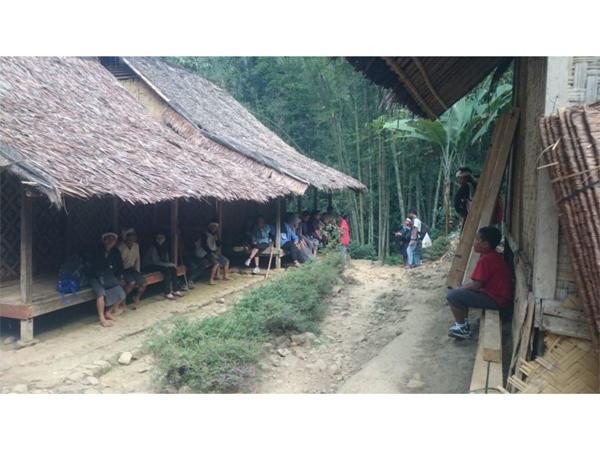perkampungan Baduy Luar
