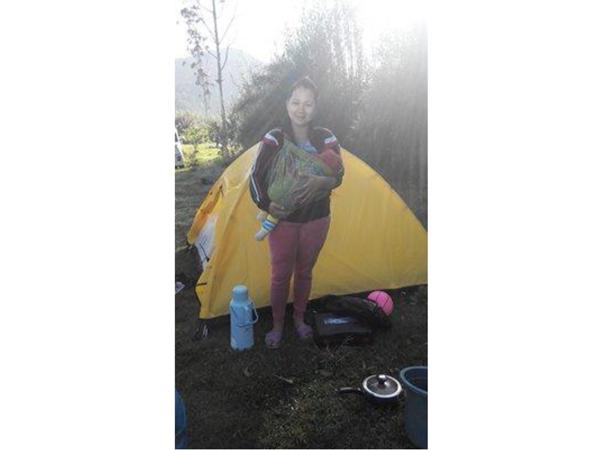 camping bersama balita