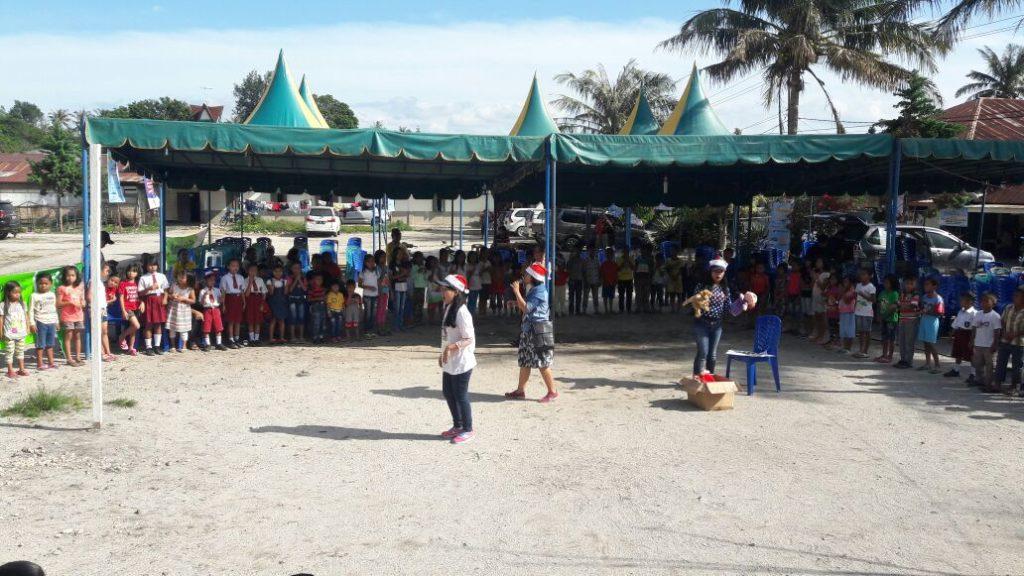 Aktivitas Anak Kampung Silalahi