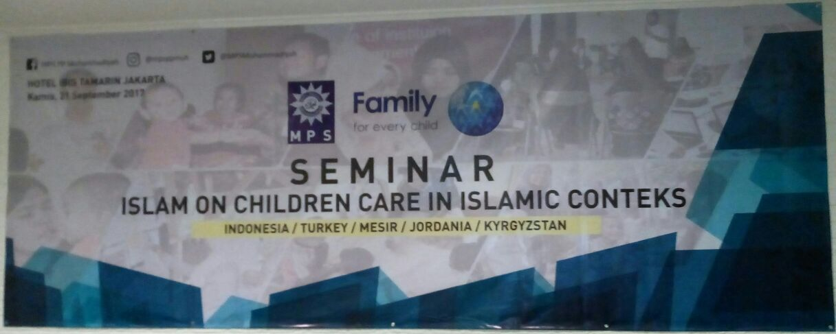 Seminar: Islam on Children Care in Islamic Contex