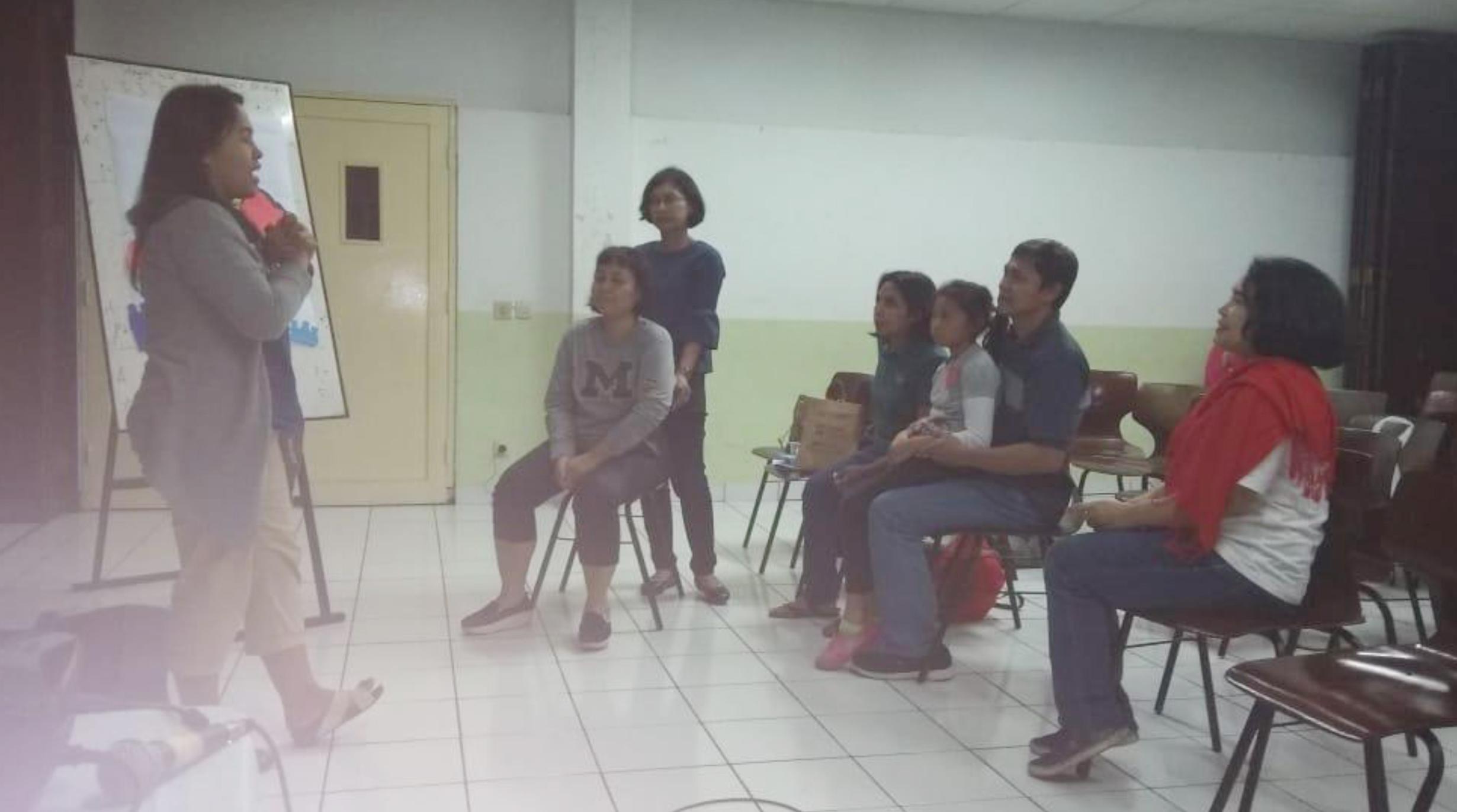 Pembinaan GSM: Mengajar Anak Berkebutuhan Khusus di Sekolah Minggu, GKI Kebayoran Baru