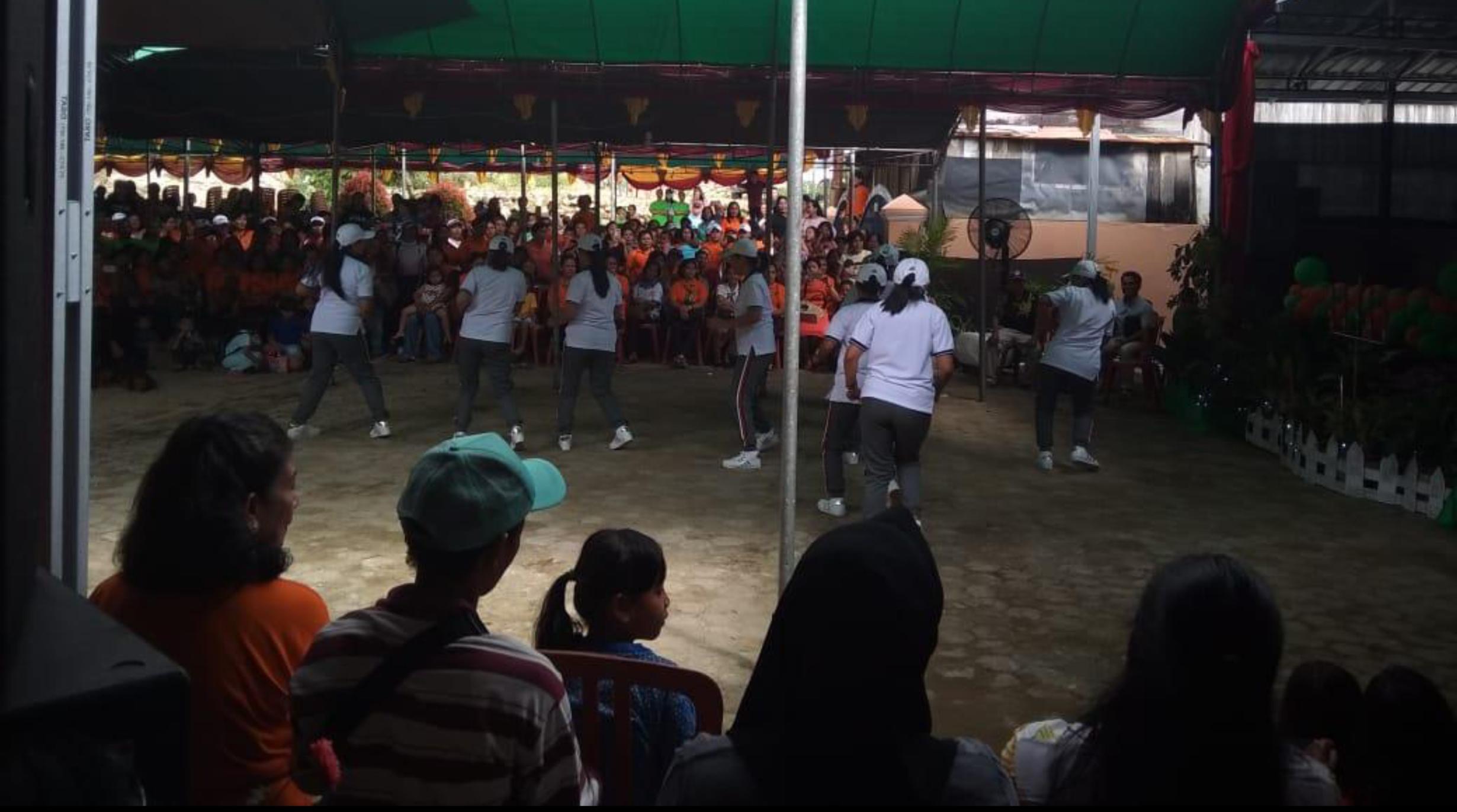 Seminar: Gereja Ramah Anak, PGWT Klasis Kalimantan Timur dan Kalimantan Tengah, Samarinda