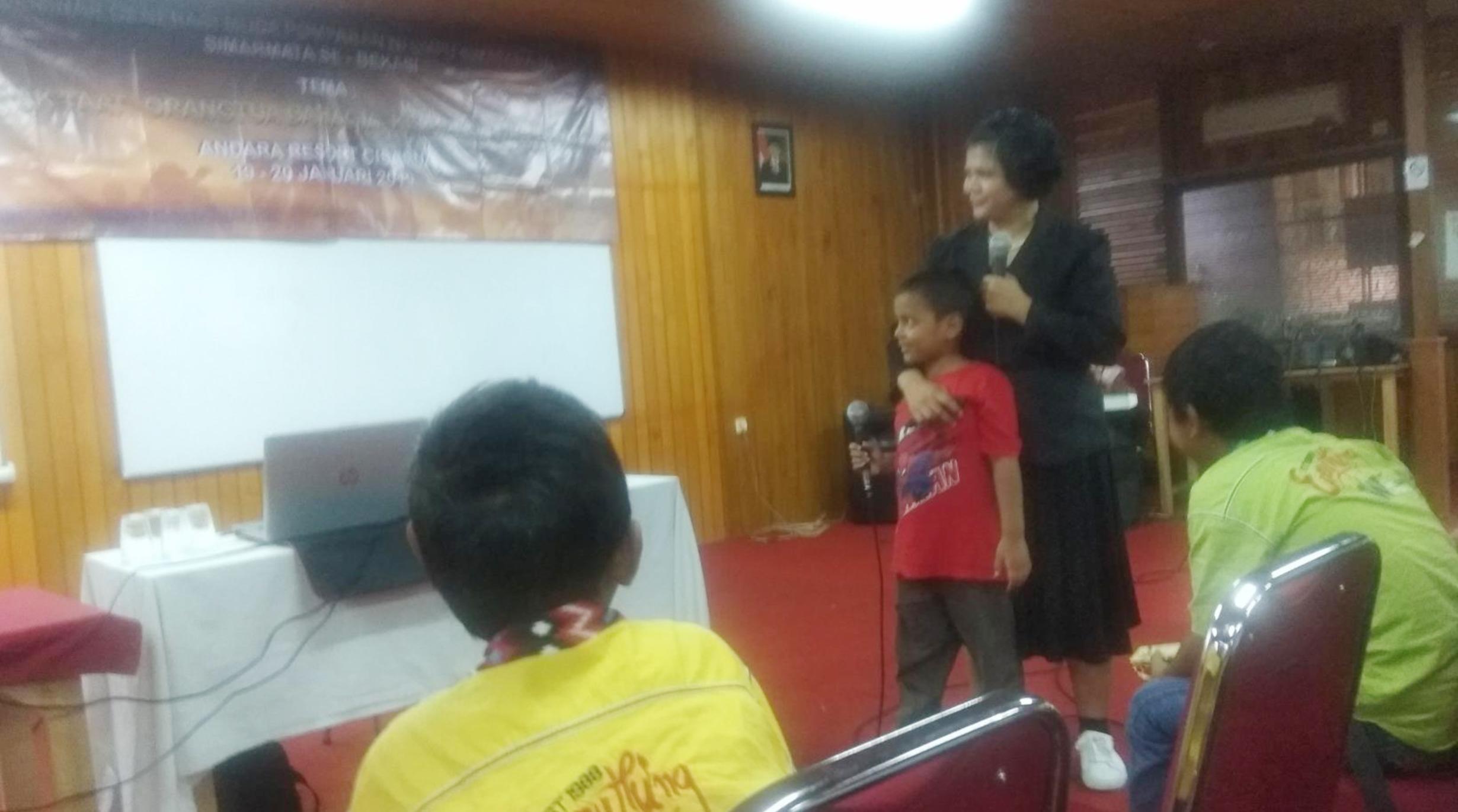 Seminar Parenting: Anak Taat, Orangtua Bahagia, Keluarga diBerkati, Simarmata Se-Bekasi