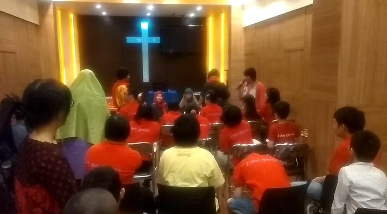 SM Khusus GKK Jakarta