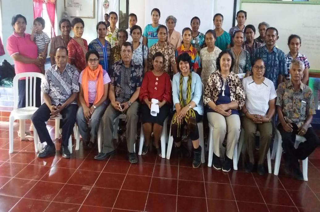 Pembinaan Guru-Guru di Pene Selatan, NTT