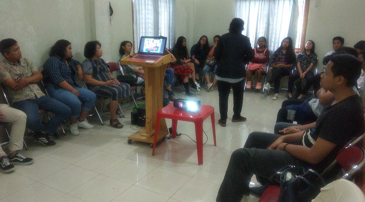Diskusi Remaja GKO Depok